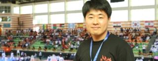 Master Ri Seong Kang